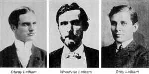 La familia Latham