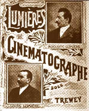 Las primeras películas de los hermanos Lumière (1895)