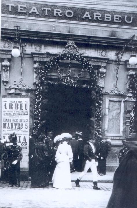 teatro Arbeu