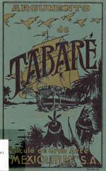 Cartel de Tabaré de Luis Lezama (1918)