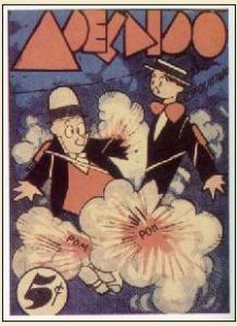 Caricatura de Athernack