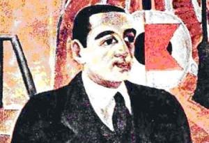 Manuel Maples Arce por Leopoldo Méndez