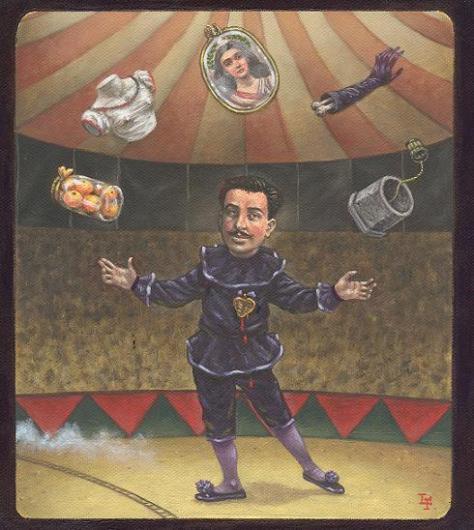 Ramón López Velarde, cirquero (hilus.wordpress.com)
