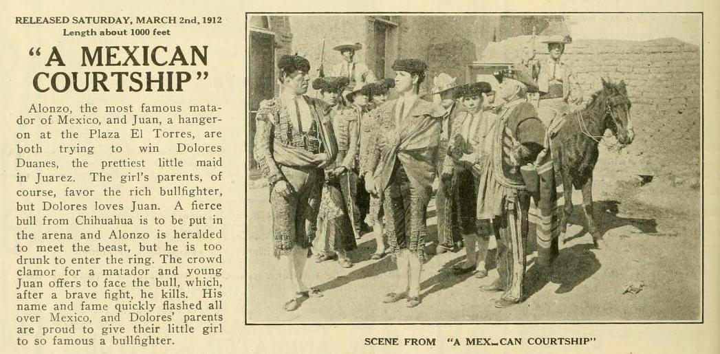 Mexican courtship