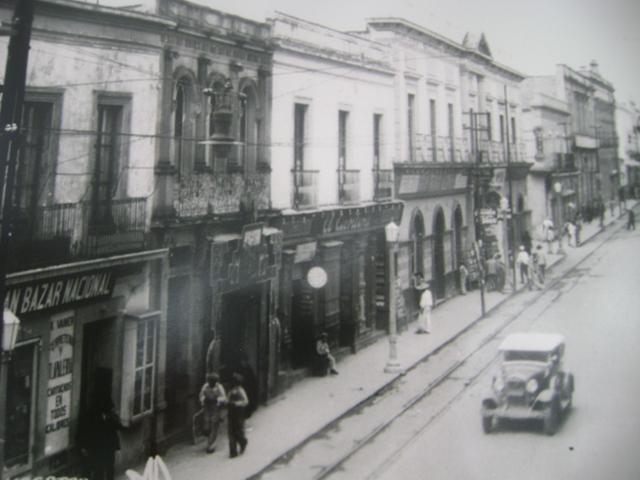 Problemas en el teatro Principal en 1899. La Calle de febrero 6, 2012