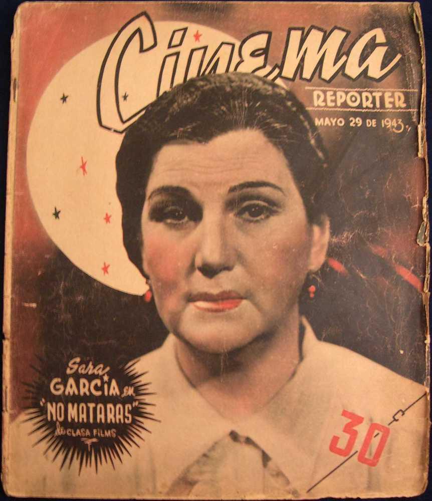 Sara García y la Azteca Film. La Calle de junio 4, 2012 (2/2)