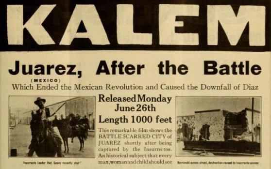Juárez After the Battle (1911)