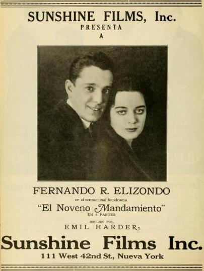 Cine-Mundial de mayo de 1920