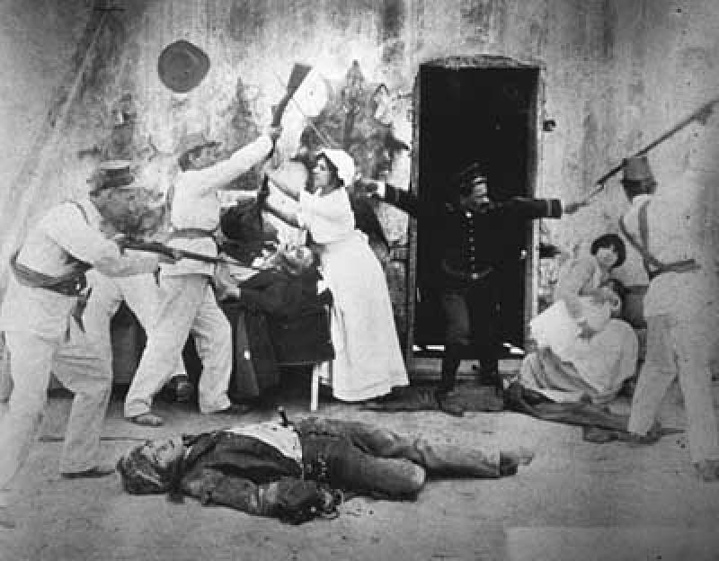 The Immortal Alamo (1911) (1/2)