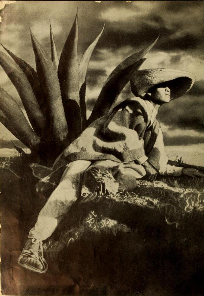 Imágenes de ¡Que viva México! publicadas en Experimental Cinema (1933-1934) (2/6)