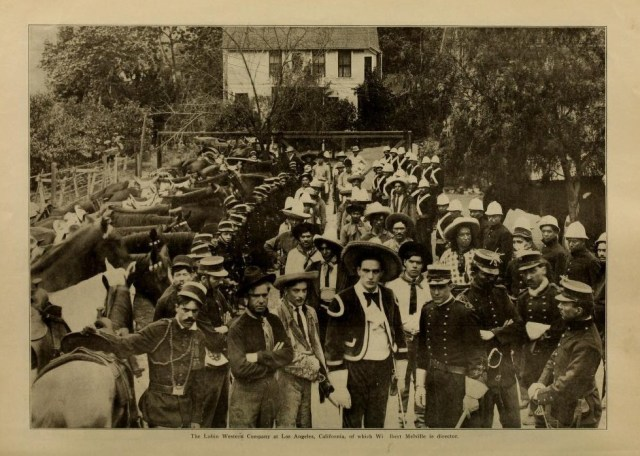 Lubin Western Company at Los Angeles, motography, vol. 10, No. 7, Oct. 4, 1913, p. 226