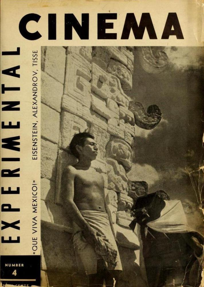 Imágenes de ¡Que viva México! publicadas en Experimental Cinema (1933-1934) (1/6)