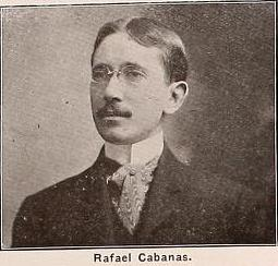 Rafael Cabañas, Talking Machine World, vol. IX, no. 10, Oct. 15, 1913, p. 82