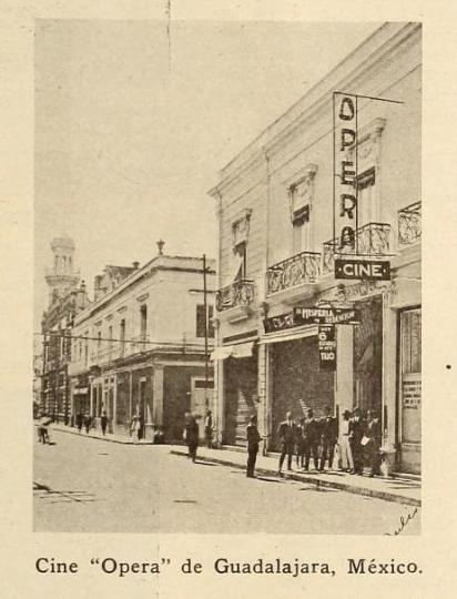 Cine Ópera (Guadalajara, Jalisco)