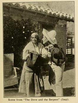 The Moving Picture World del 6 de abril de 1912 (Vol. XII, No. 1, p. 49)
