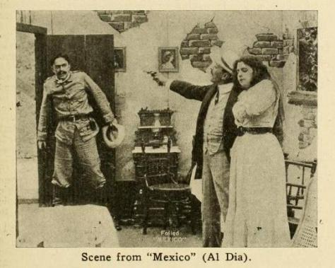 The Moving Picture World del 28 de febrero de 1914 (Vol. XIX, No. , p. 1091)