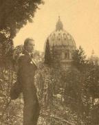 Ramón Novarro en El Vaticano