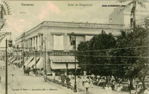 El puerto de Veracruz a principios del Siglo XX