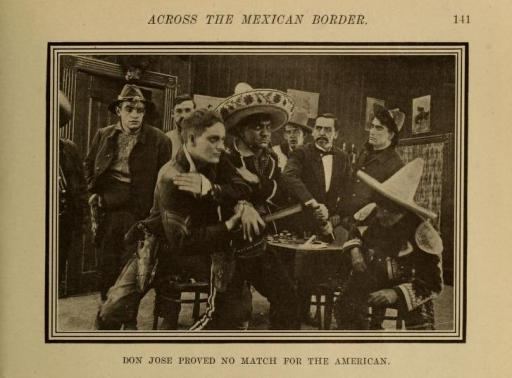 The Motion Picture Story Magazine de junio de 1911 (Vol. I, No. 5, p. 141)