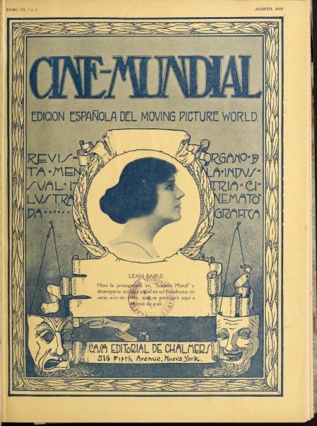 Cine-Mundial de agosto de 1918