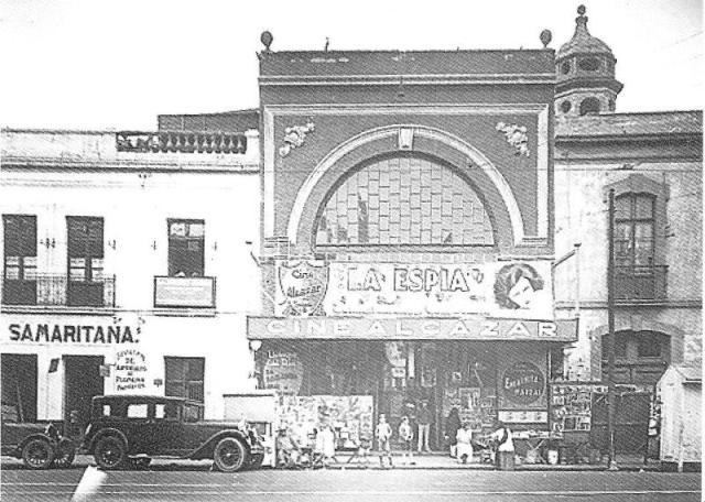La ciudad de México en Cine-Mundial (1918)