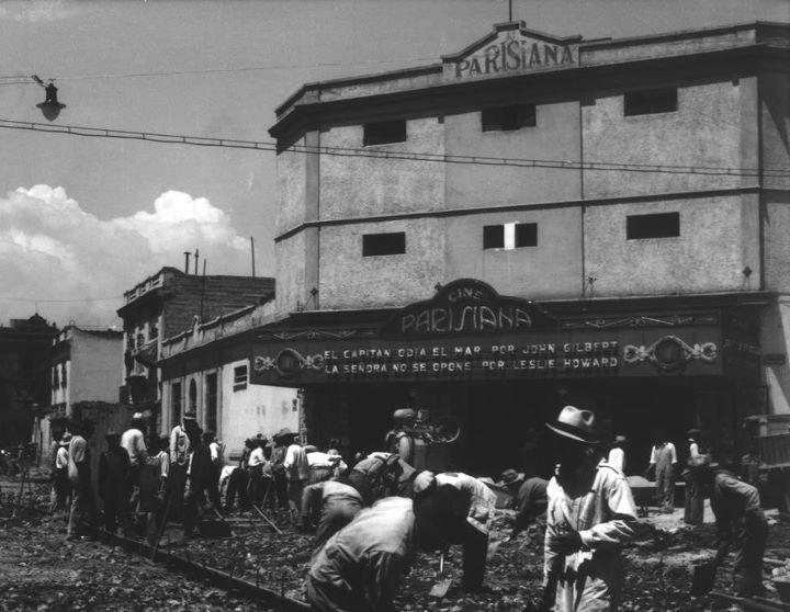 La ciudad de México en Cine-Mundial (1918) (3/6)