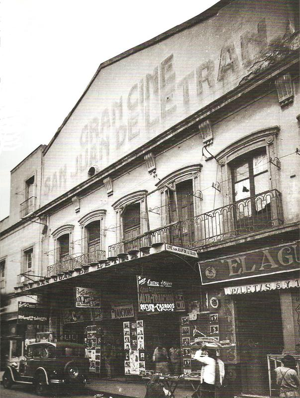 La ciudad de México en Cine-Mundial (1918) (4/6)