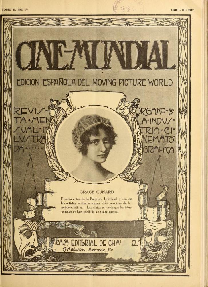 El cinematógrafo en la ciudad de México (1917) (2/5)