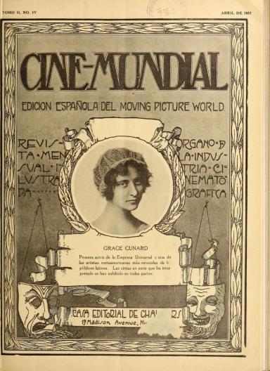 Cine-Mundial de abril de 1917