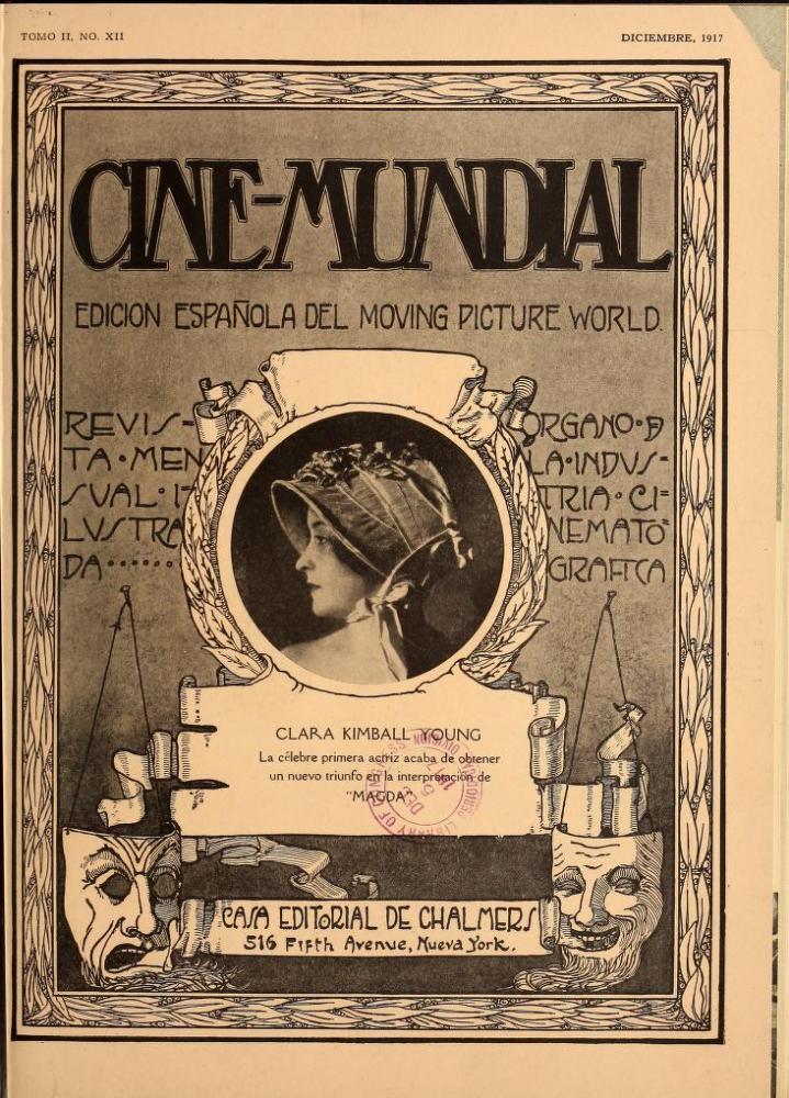 El cinematógrafo en la ciudad de México (1917) (5/5)
