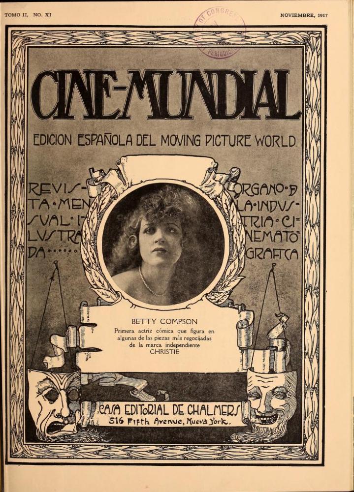 El cinematógrafo en la ciudad de México (1917) (4/5)