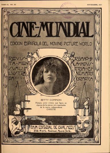 Cine-Mundial de noviembre de 1917