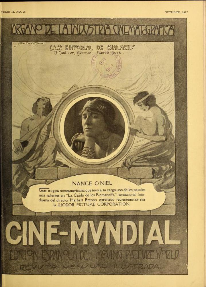 El cinematógrafo en la ciudad de México (1917) (3/5)