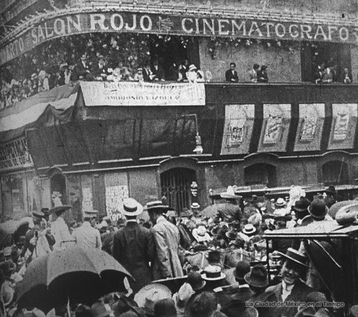 El salón Rojo. Foto: Fundación Tosacano