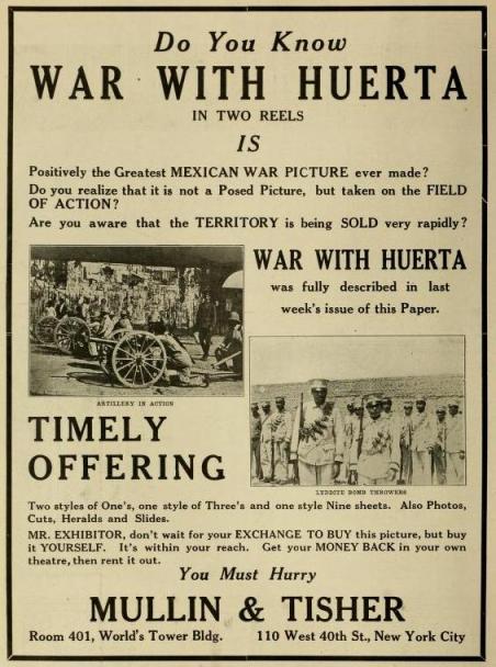 The Moving Picture World del 30 de mayo de 1914 (Vol. XX, No. 9, p. 1202)