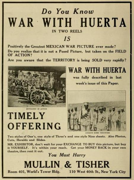 The Moving Picture World del 30 de mayo de 1914 (Vol. XX, No. 9, p. 1202)