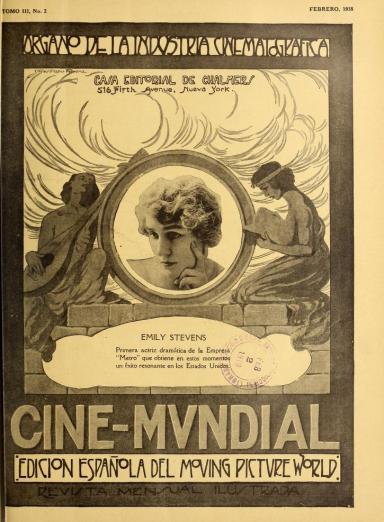 Cine-Mundial de febrero de 1918
