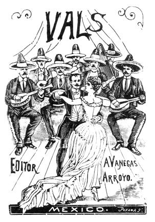 A 211 Valses mexicanos