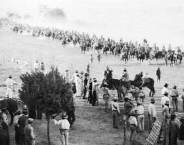 A 247 Fuerzas obregonistas  en Sonora (ca. 1913)