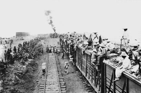 A 251 Persiguiendo a Villa (1916)