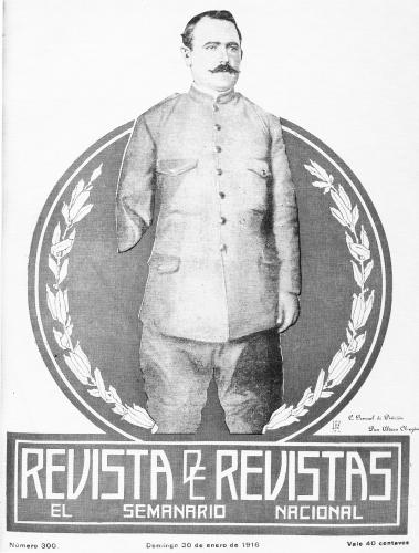 A 252 Gral. Álvaro Obregón (1916)