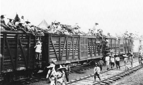 A 253 Campamento improvisado (1914)