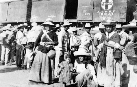 A 254 Embarque de soldados y fam. (1913)