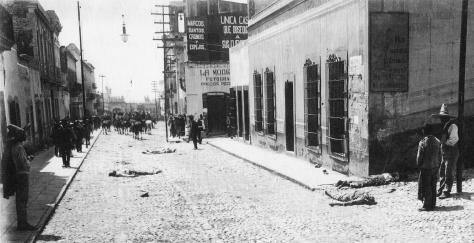 A 255 Calle en Zacatecas, Zac (1914)