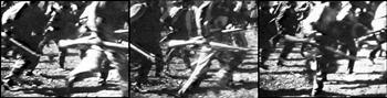 Ataque a campo traviesa (1911)