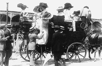 Carruajes Peralvillo, 1903