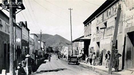 Cine Alcázar, Sta. Bárbara, Chih.