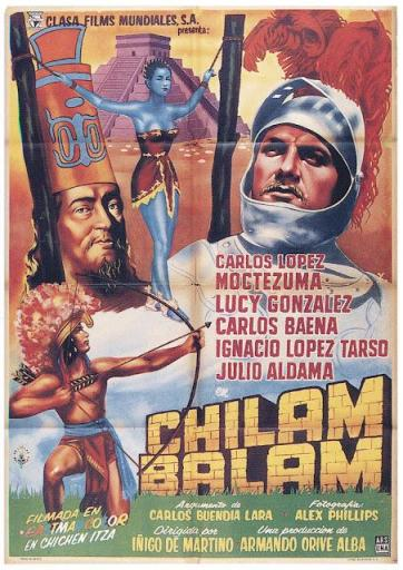Fin del imperio maya y su colonización española en el siglo XVI. Chilam Balam de Íñigo de Martino, México, 1955.
