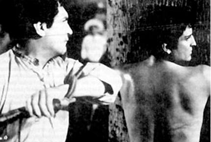 Escenarios y costumbres de la región maya y su colonización. La noche de los mayas de Cirano Urueta, México, 1939.