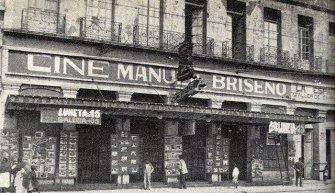 Cine Manuel Briseño